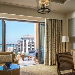 Отель Four Seasons Resort Dubai at Jumeirah Beach 5* Люкс с различными типами кроватей фото 4