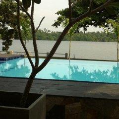 Отель Riverbank Bentota Берувела бассейн фото 4