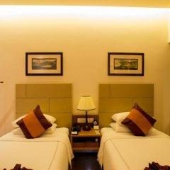 Отель Mingshen Jinjiang Golf Resort комната для гостей фото 10