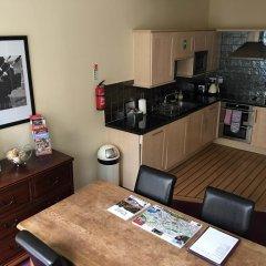 Отель Royal Mile Residence Великобритания, Эдинбург - отзывы, цены и фото номеров - забронировать отель Royal Mile Residence онлайн в номере