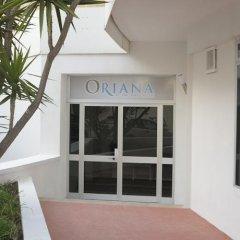 Отель Oriana At The Topaz Буджибба