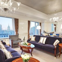 Лотте Отель Москва 5* Президентский люкс фото 3