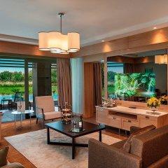 Regnum Carya Golf & Spa Resort 5* Улучшенное шале с различными типами кроватей фото 2