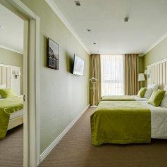 Гостиница Гранд Звезда 4* Семейный люкс с различными типами кроватей фото 2