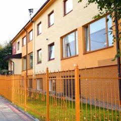 Гостевой дом Auksine Avis вид на фасад фото 4