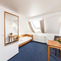 Hotel Antares Düsseldorf 3* Номер Basic с различными типами кроватей фото 2
