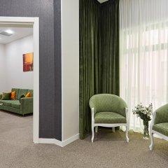 Гостиница Brosko Moscow 4* Люкс разные типы кроватей фото 3