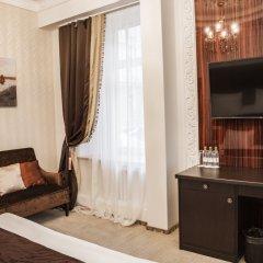 Гостиница Садовническая 5* Стандартный семейный номер с разными типами кроватей фото 4