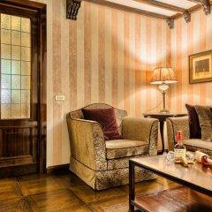Grand Hotel Baglioni 4* Полулюкс с различными типами кроватей фото 4
