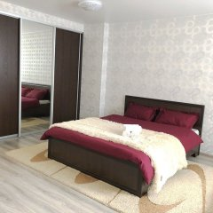 Гостиница на Никитина в Барнауле отзывы, цены и фото номеров - забронировать гостиницу на Никитина онлайн Барнаул комната для гостей фото 4