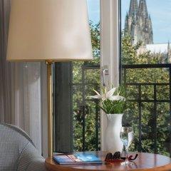 Maritim Hotel Koeln 4* Улучшенный номер с различными типами кроватей фото 3