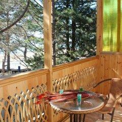 Гостиница Avangard в Горячинске отзывы, цены и фото номеров - забронировать гостиницу Avangard онлайн Горячинск балкон