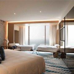 Отель Jumeirah Beach Дубай комната для гостей фото 6