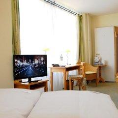 Hotel Leipzig City Nord by Campanile комната для гостей фото 3