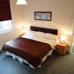 Отель Mulligans of Deansgate Стандартный номер с различными типами кроватей