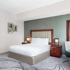 Отель Doubletree By Hilton Ras Al Khaimah комната для гостей фото 3