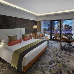 Отель Mandarin Oriental, Singapore комната для гостей фото 5