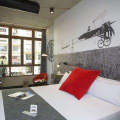 Отель Casual Vintage Valencia 2* Номер Casual Stars с различными типами кроватей фото 3