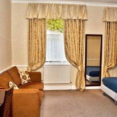 Отель LANGORF Лондон комната для гостей фото 7