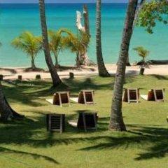 Hotel Acaya пляж