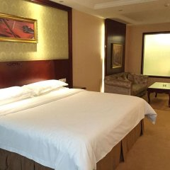 Hui Fu Business Hotel комната для гостей фото 3