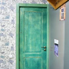 Хостел Решетников Номер с общей ванной комнатой с различными типами кроватей (общая ванная комната) фото 4