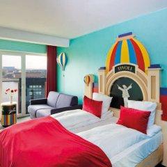 Отель Tivoli Hotel Дания, Копенгаген - 3 отзыва об отеле, цены и фото номеров - забронировать отель Tivoli Hotel онлайн комната для гостей фото 7
