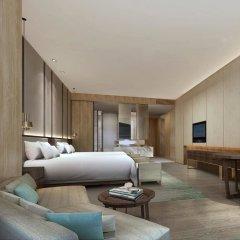 Отель Conrad Xiamen Китай, Сямынь - отзывы, цены и фото номеров - забронировать отель Conrad Xiamen онлайн комната для гостей