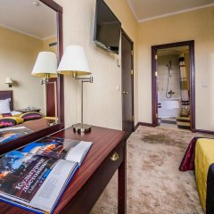Гостиница Минск 4* Улучшенный люкс с двуспальной кроватью фото 3