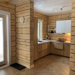 База Отдыха Forrest Lodge Karelia Улучшенный шале с разными типами кроватей фото 27