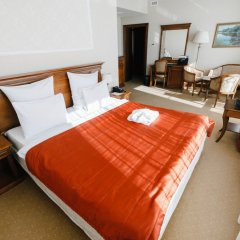 Гостиница Яр в Оренбурге 3 отзыва об отеле, цены и фото номеров - забронировать гостиницу Яр онлайн Оренбург комната для гостей фото 2