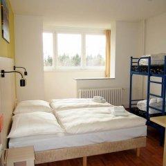 Отель a&o Prag Metro Strizkov 3* Стандартный номер с двуспальной кроватью фото 4