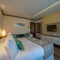 Отель InterContinental Resort Tahiti Французская Полинезия, Фааа - 1 отзыв об отеле, цены и фото номеров - забронировать отель InterContinental Resort Tahiti онлайн удобства в номере