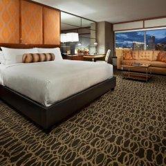 Отель SKYLOFTS at MGM Grand 4* Номер Grand с различными типами кроватей фото 3