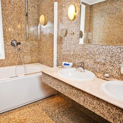Lazensky hotel Moskevsky dvur ванная