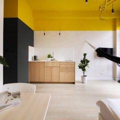 Отель Bike Up Aparthotel 3* Студия Делюкс с различными типами кроватей фото 5