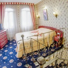 Гостиница Бристоль 3* Люкс дуплекс разные типы кроватей