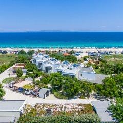 Отель Ammouda Villas пляж фото 3