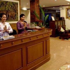 Отель Krabi Phetpailin Hotel Таиланд, Краби - отзывы, цены и фото номеров - забронировать отель Krabi Phetpailin Hotel онлайн интерьер отеля