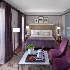 Отель Mandarin Oriental, Milan 5* Полулюкс с различными типами кроватей