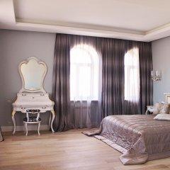 Гостиница Новомосковская комната для гостей фото 13