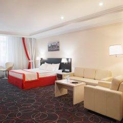 Принц Парк Отель 4* Номер Бизнес с двуспальной кроватью