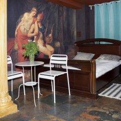 Хостел Полянка на Чистых Прудах Улучшенный номер с различными типами кроватей фото 6