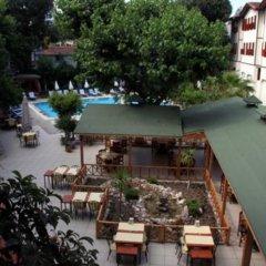 Idyros Hotel балкон