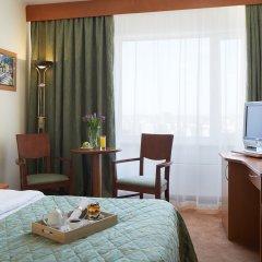 Гостиница Измайлово Дельта 4* Номер Бизнес класс премиум с различными типами кроватей фото 3
