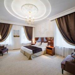 Гостиница Садовническая 5* Представительский люкс с разными типами кроватей