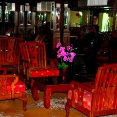 Boutique Pattaya Hotel гостиничный бар
