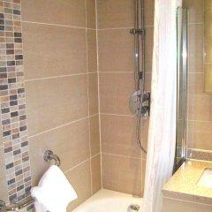 Отель Mercure London Bloomsbury 4* Улучшенный номер с различными типами кроватей фото 4