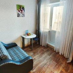 Апартаменты Иркутские Берега Апартаменты с различными типами кроватей фото 9