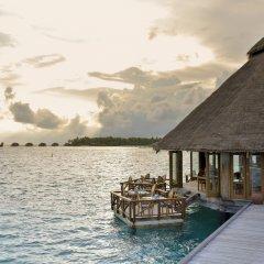 Отель Conrad Maldives Rangali Island Мальдивы, Хувахенду - 8 отзывов об отеле, цены и фото номеров - забронировать отель Conrad Maldives Rangali Island онлайн приотельная территория фото 5